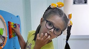 Маленька принцеса просить допомоги! 2