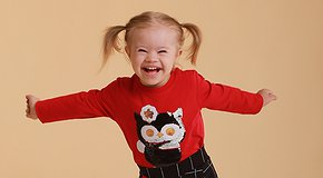 Добрі справи для дітей з синдромом Дауна